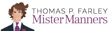 Mister Manners Logo